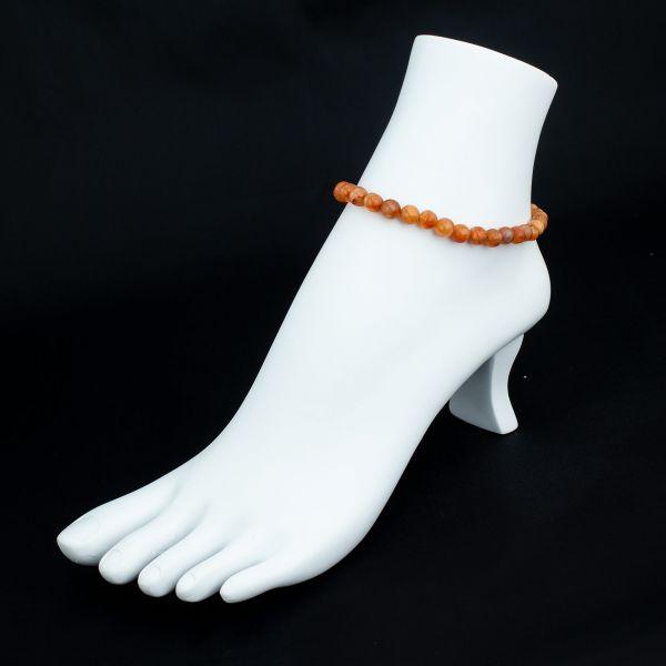 Carnelion Anklets