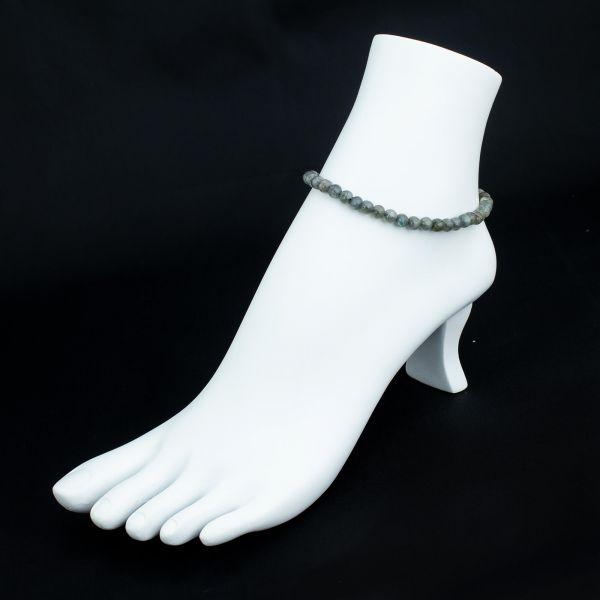 Labradorite Anklet