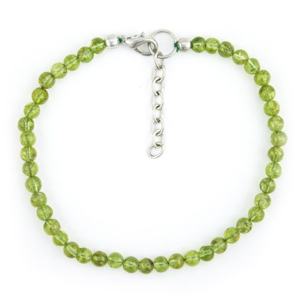 Peridot Anklet