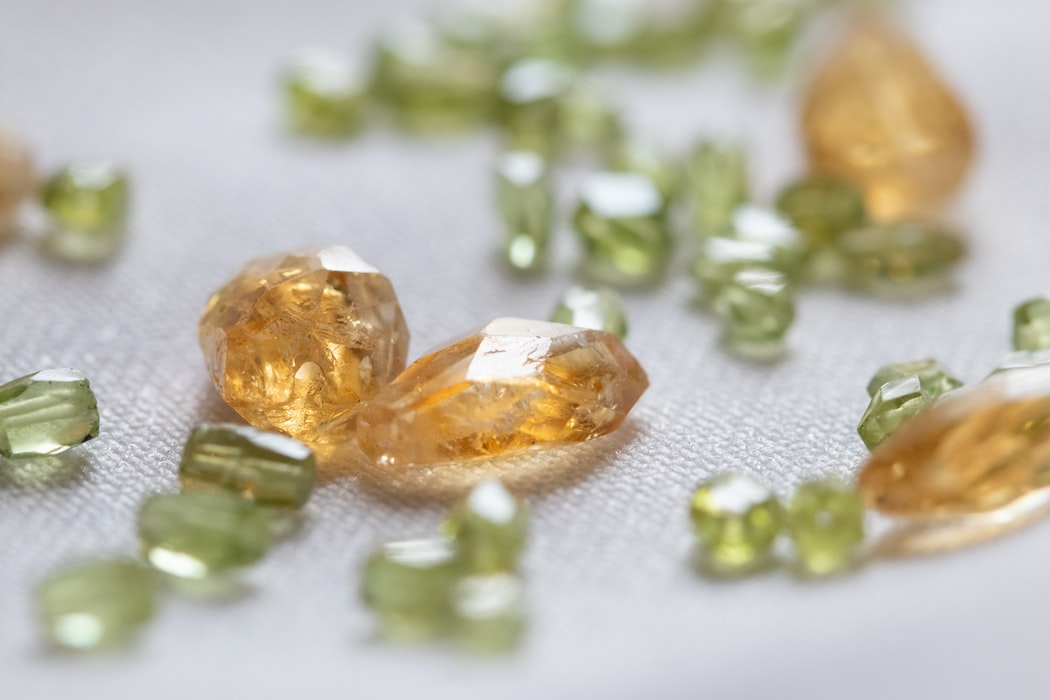 How Gemstones Form & The History of Peridot