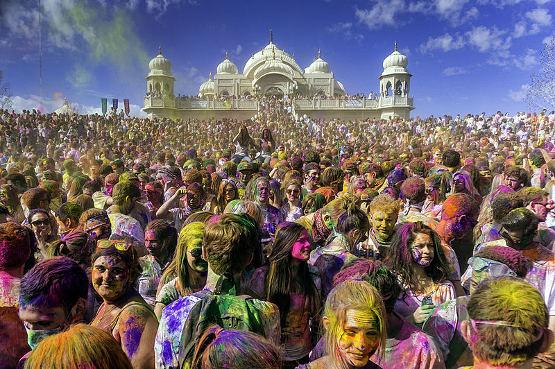 From Holi to Shambhala: five amazing festivals that will change your life